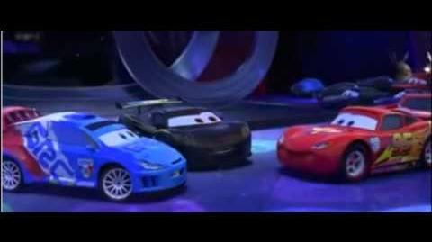 Cars 2 French Version