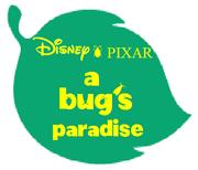A Bug's Paradise logo