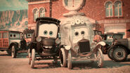 Time travel mater wedding