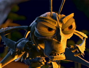 Image result for thumper, a bug's life