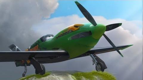Meet Ripslinger - Disney's Planes
