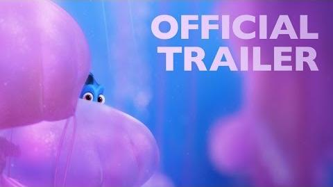 Finding Dory Trailer – Official Disney Pixar HD