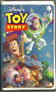 Toy Story 1 VHS snip 1