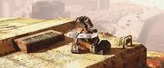 Wall-E Battery