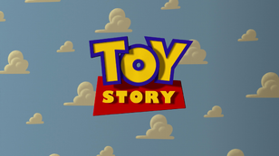 Toy Story title card