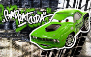 Bad Rat Cuda by danyboz