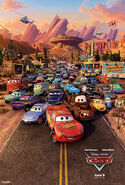 Cars poster 3-1-