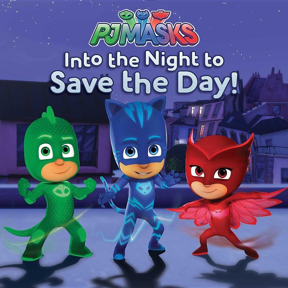 Into The Night To Save The Day Pj Masks Wiki Fandom
