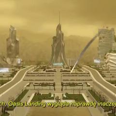 Oasis Landing – wersja dystopijna
