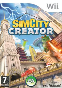 SimCity Creator Wii okladka.png