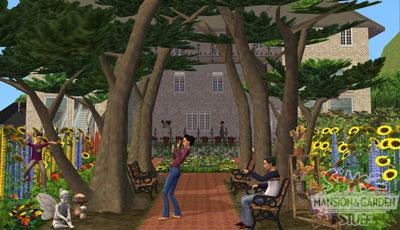 The Sims 2: Rezydencje i Ogrody