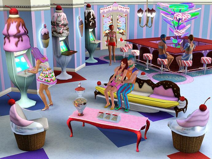 The Sims 3: Słodkie Niespodzianki Katy Perry