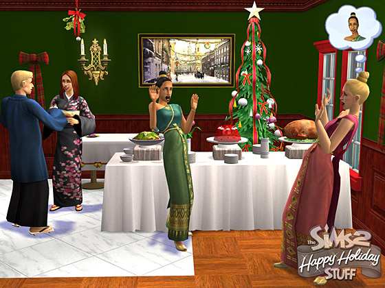 The Sims 2: Na Święta