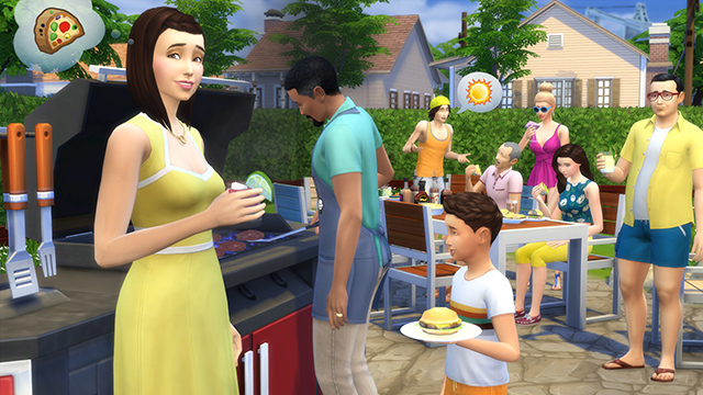 The sims 4 perfekcyjne patio simspedia fandom powered for A perfect pet salon