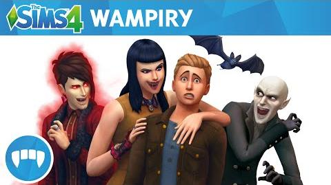 The Sims 4 Wampiry Oficjalny zwiastun