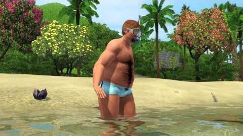 The Sims 3 Rajska Wyspa - zwiastun gry