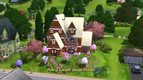 The Sims 3 Słodkie Niespodzianki Katy Perry - zwiastun premierowy