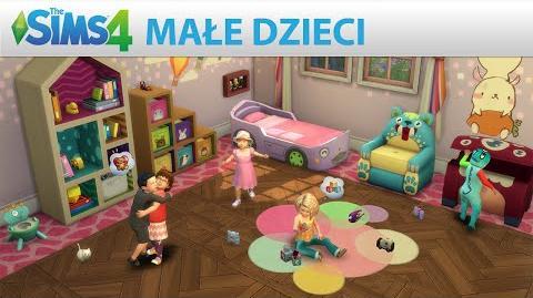 The Sims 4 Małe dzieci już tu są!