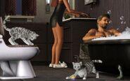 Sims Zwierzaki motyw gdy 5444175