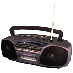 Radio w The Sims 2