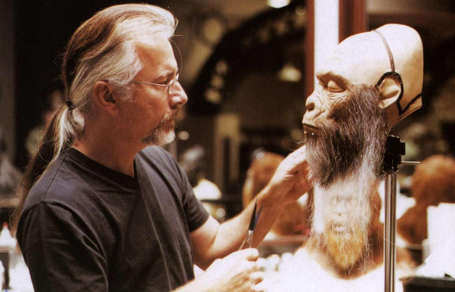 Rick Baker Planet Of The Apes Wiki Fandom Powered By Wikia