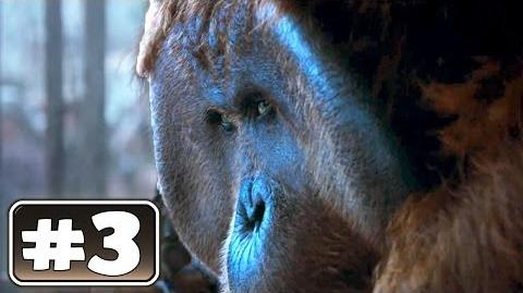 DAWN OF THE PLANET OF THE APES Trailer 3 International Trailer