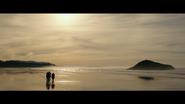 WPOTA Caesar, Maurice, Rocket & Luca travel on a beach