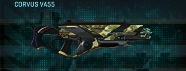 Palm assault rifle corvus va55