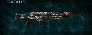 Snow aspen forest assault rifle t1b cycler