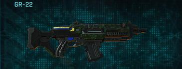 Clover assault rifle gr-22