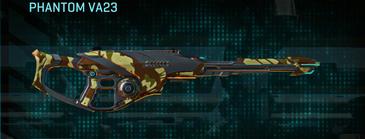 India scrub sniper rifle phantom va23