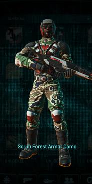 Tr scrub forest combat medic
