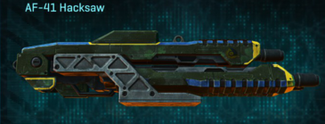 Clover max af-41 hacksaw