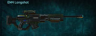 Clover sniper rifle em4 longshot