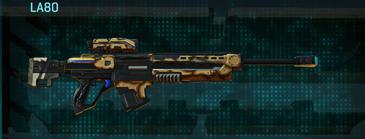 Giraffe sniper rifle la80