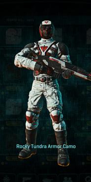 Tr rocky tundra combat medic