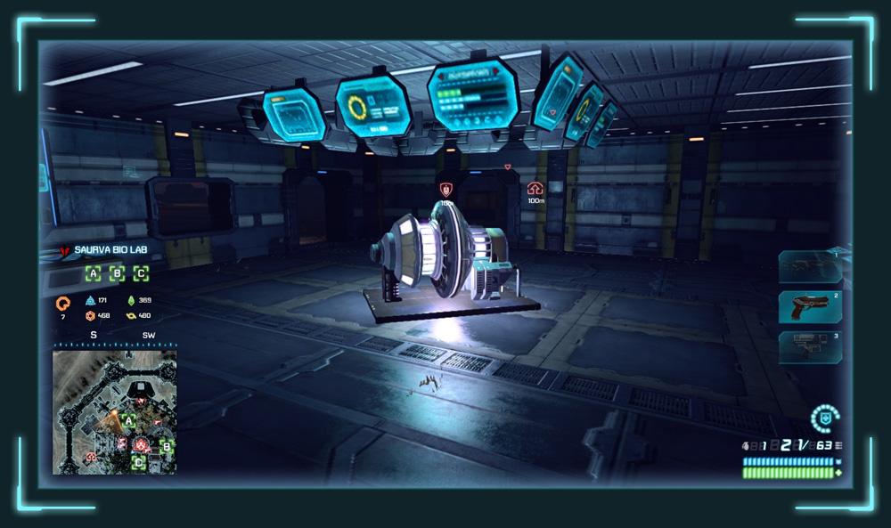Generator PlanetSide 2 Wiki Fandom Powered By Wikia