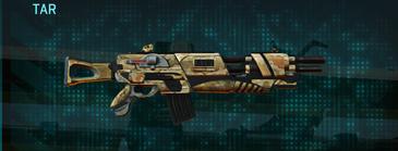 Sandy scrub assault rifle tar