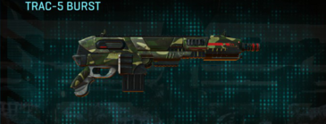 Temperate forest carbine trac-5 burst