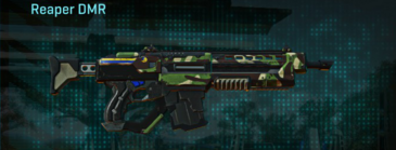African forest assault rifle reaper dmr