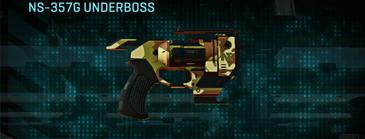 India scrub pistol ns-357g underboss