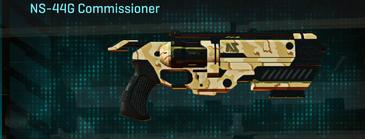 Sandy scrub pistol ns-44g commissioner