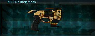 Giraffe pistol ns-357 underboss