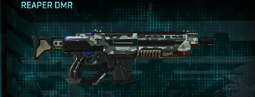 Northern forest assault rifle reaper dmr