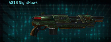 Clover shotgun as16 nighthawk