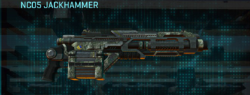 Pine forest heavy gun nc05 jackhammer
