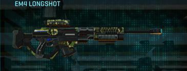 Jungle forest sniper rifle em4 longshot