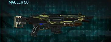 Temperate forest shotgun mauler s6