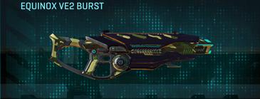 Temperate forest assault rifle equinox ve2 burst