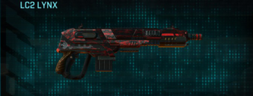Tr digital carbine lc2 lynx